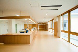 特別養護老人ホーム 介護ステーション