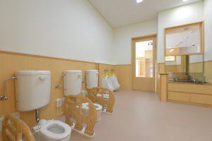 乳児園 乳児用WC