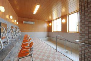 特別養護老人ホーム デイサービス 浴室