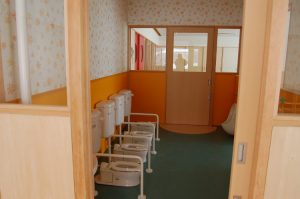 保育園 乳児用WC